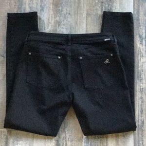 DL1961 Jeans - DL1961 Black Emma Legging Riker Jeans